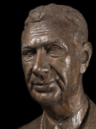 Aldo moro 1916 1978 mario moretto scultura arte for Camera deputati diretta