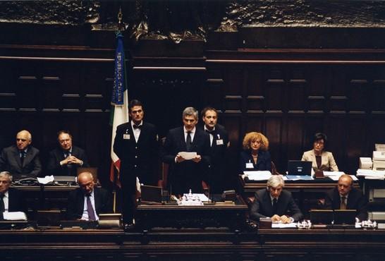 Elezione del presidente della camera dei deputati pier for Presidente dei deputati