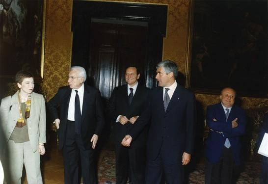 Visita alla camera dei deputati del presidente dell for Presidente dei deputati