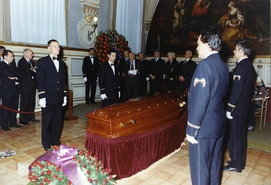Camera ardente e commemorazione on lucio colletti 5 for Camera dei deputati archivio storico