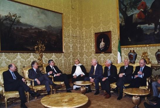 Il presidente della camera dei deputati pier ferdinando for Presidente dei deputati