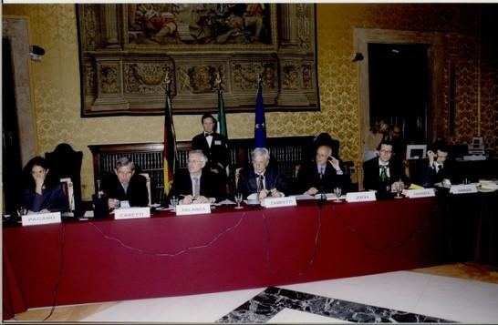 Seminario di studio potere legislativo e giustizia for Deputati in italia