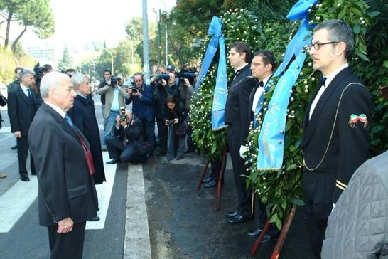Commemorazione dell 39 eccidio di via fani 16 marzo 2007 for Camera dei deputati archivio storico