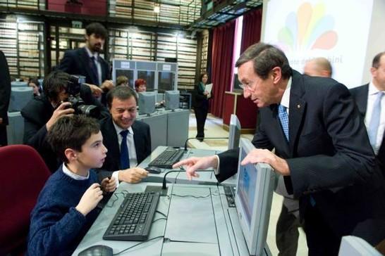 Presentazione del sito internet il parlamento dei bambini for Sito della camera dei deputati