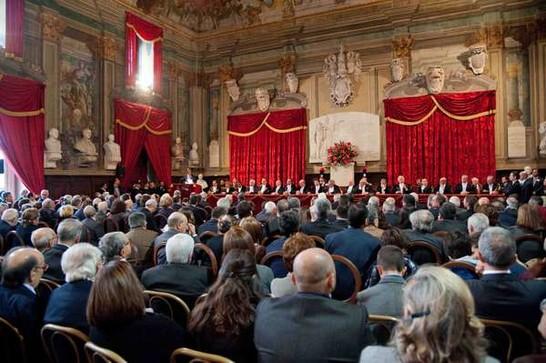 Cerimonia di conferimento delle toghe d 39 onore e della for Ordine del giorno camera dei deputati