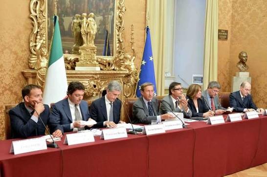 Presentazione del volume lotta di tasse idee e for Presidente dei deputati