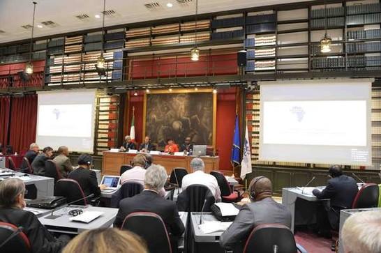 Apertura dei lavori del convegno dell 39 european for Lavori camera dei deputati