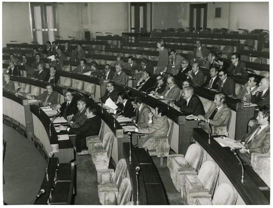 Lavori della commissione antinquinamento 1 febbraio 1975 for Lavori camera dei deputati