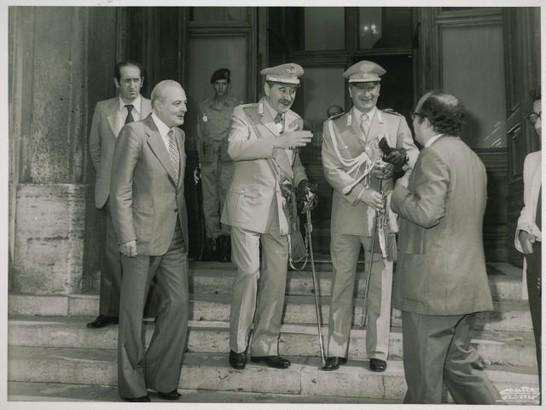Il presidente della camera dei deputati nilde iotti riceve for Lavori camera dei deputati