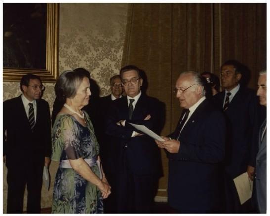 Elezione di nilde iotti a presidente della camera dei for Presidente camera dei deputati attuale