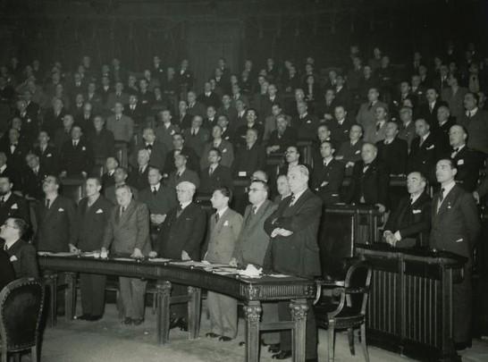Proclamazione della repubblica italiana 12 giugno 1946 for Repubblica parlamentare italiana