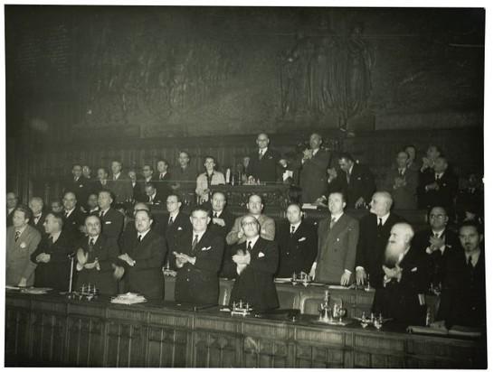 Discussione votazione e approvazione della costituzione for Votazione camera dei deputati