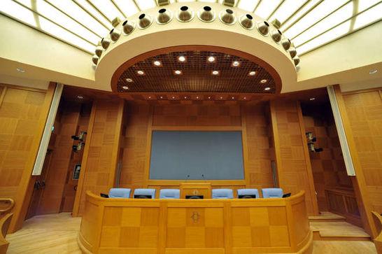 Interni palazzo dei gruppi i palazzi della camera for Palazzo camera dei deputati
