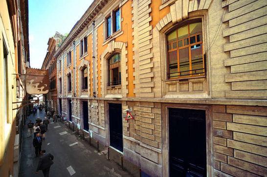 Esterni palazzo dei gruppi i palazzi della camera for Camera dei deputati gruppi parlamentari