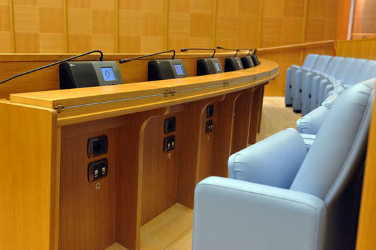 Interni palazzo dei gruppi i palazzi della camera for Camera dei deputati gruppi parlamentari