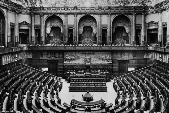 Aula palazzo montecitorio i palazzi della camera for Parlamento montecitorio