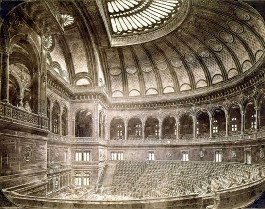 Aula palazzo montecitorio i palazzi della camera for Camera dei deputati palazzo montecitorio