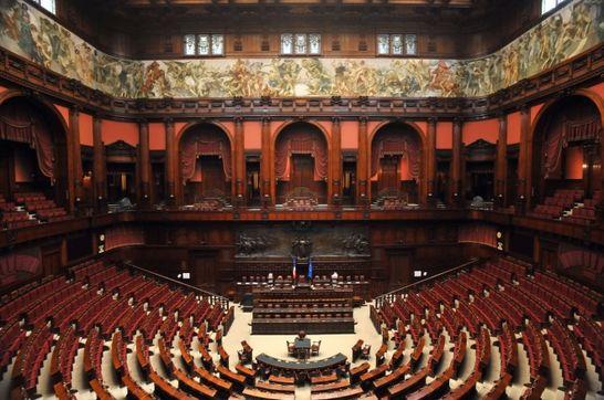 Aula palazzo montecitorio i palazzi della camera for Palazzi di una storia