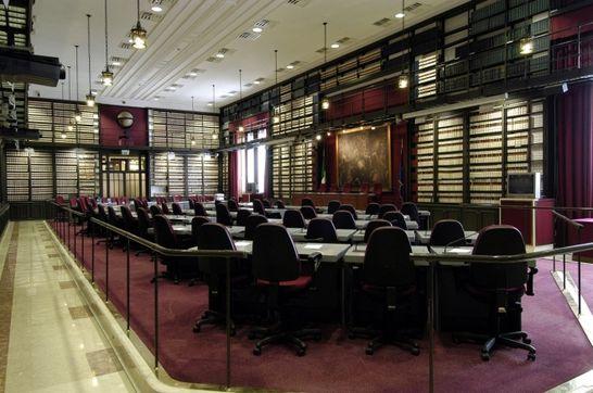 Sala del mappamondo palazzo montecitorio i palazzi for Biblioteca camera dei deputati