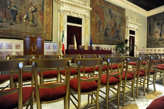 Sala della regina palazzo montecitorio i palazzi della for Palazzo della camera dei deputati