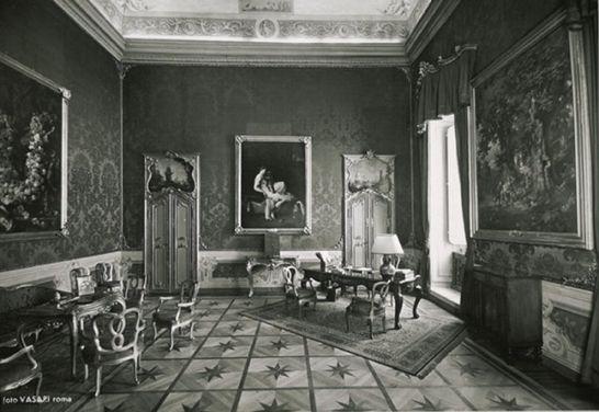 Studio del presidente palazzo montecitorio i palazzi for Presidente camera dei deputati attuale
