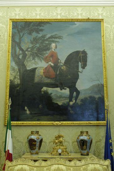 Sala del cavaliere palazzo montecitorio i palazzi for Lavori camera dei deputati