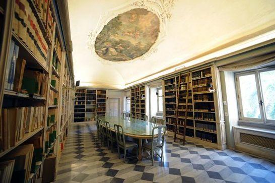 Sale dell 39 inquisizione palazzo di via del seminario i for Design della camera degli ospiti
