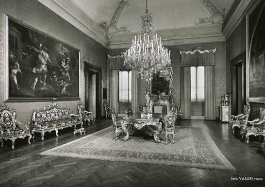 Sala aldo moro gi sala gialla palazzo montecitorio for In diretta dalla camera dei deputati