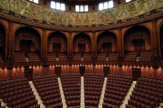 Aula palazzo montecitorio i palazzi della camera for Immagini del parlamento