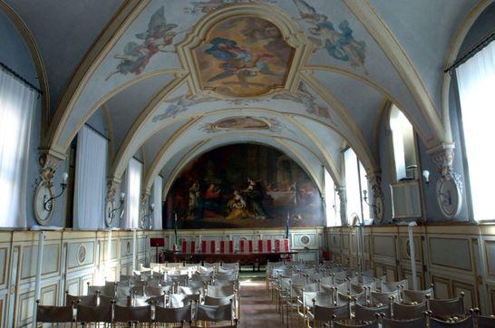 Sala del cenacolo complesso di vicolo valdina i for Camera dei deputati in diretta