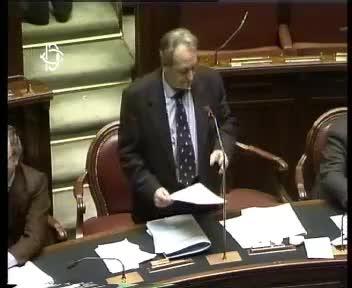 Tiziano treu deputati camera dei deputati portale for Web tv camera deputati